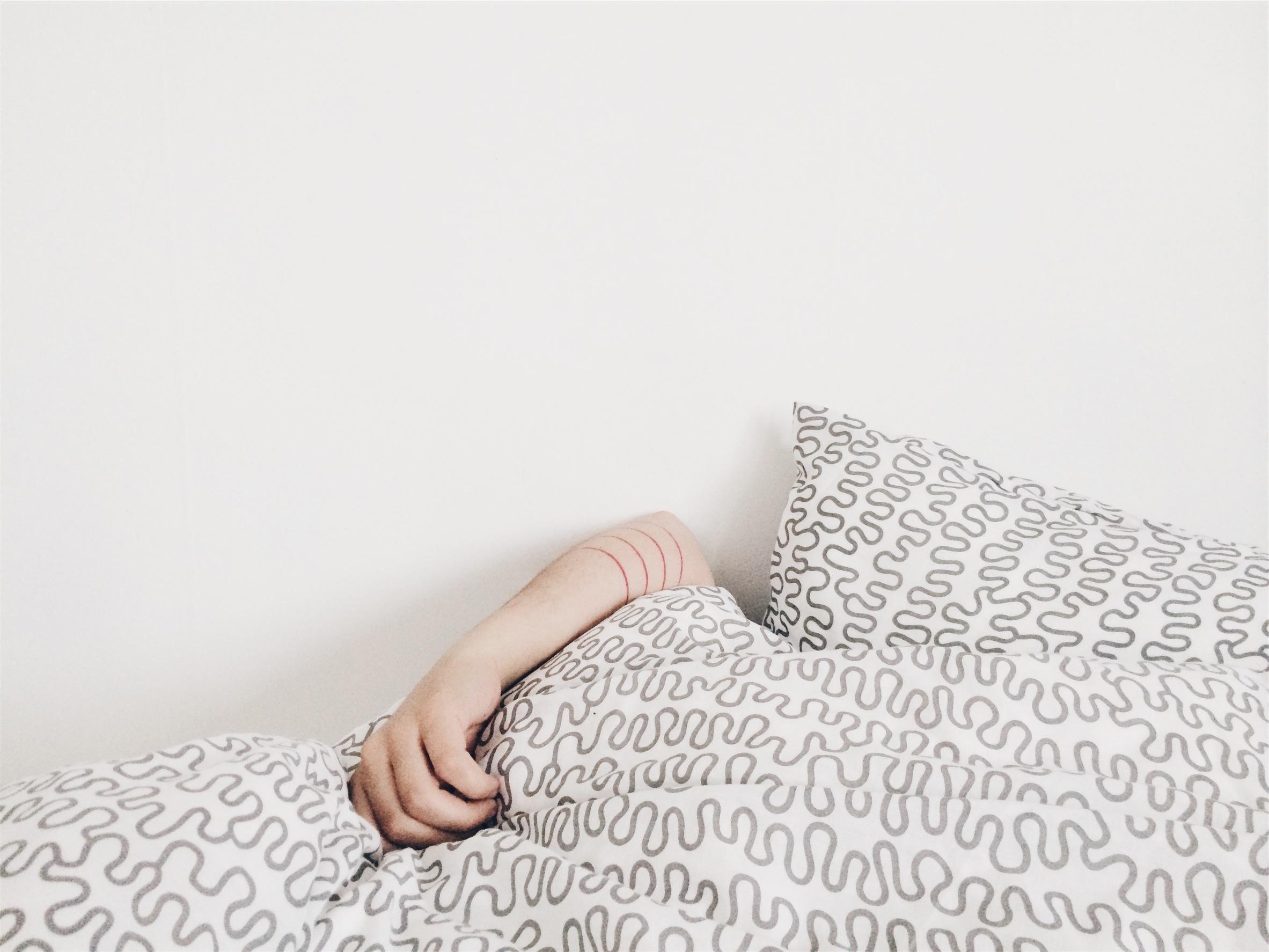 Motion og søvn går hånd i hånd