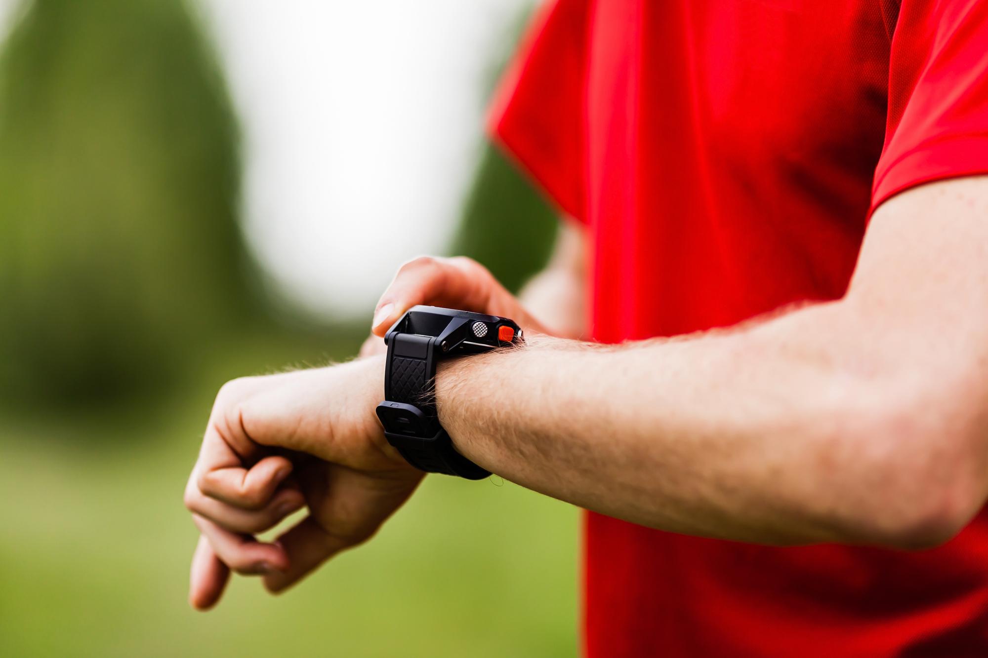 Julegaven til sportsudøveren er digital og kan måle