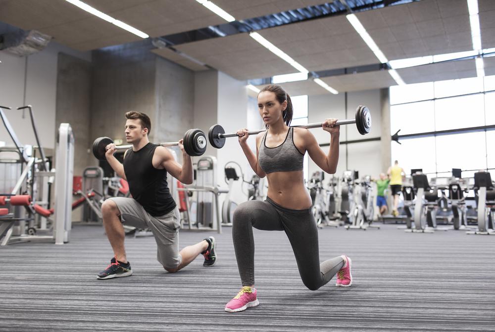 Varieret træning og den rette kost