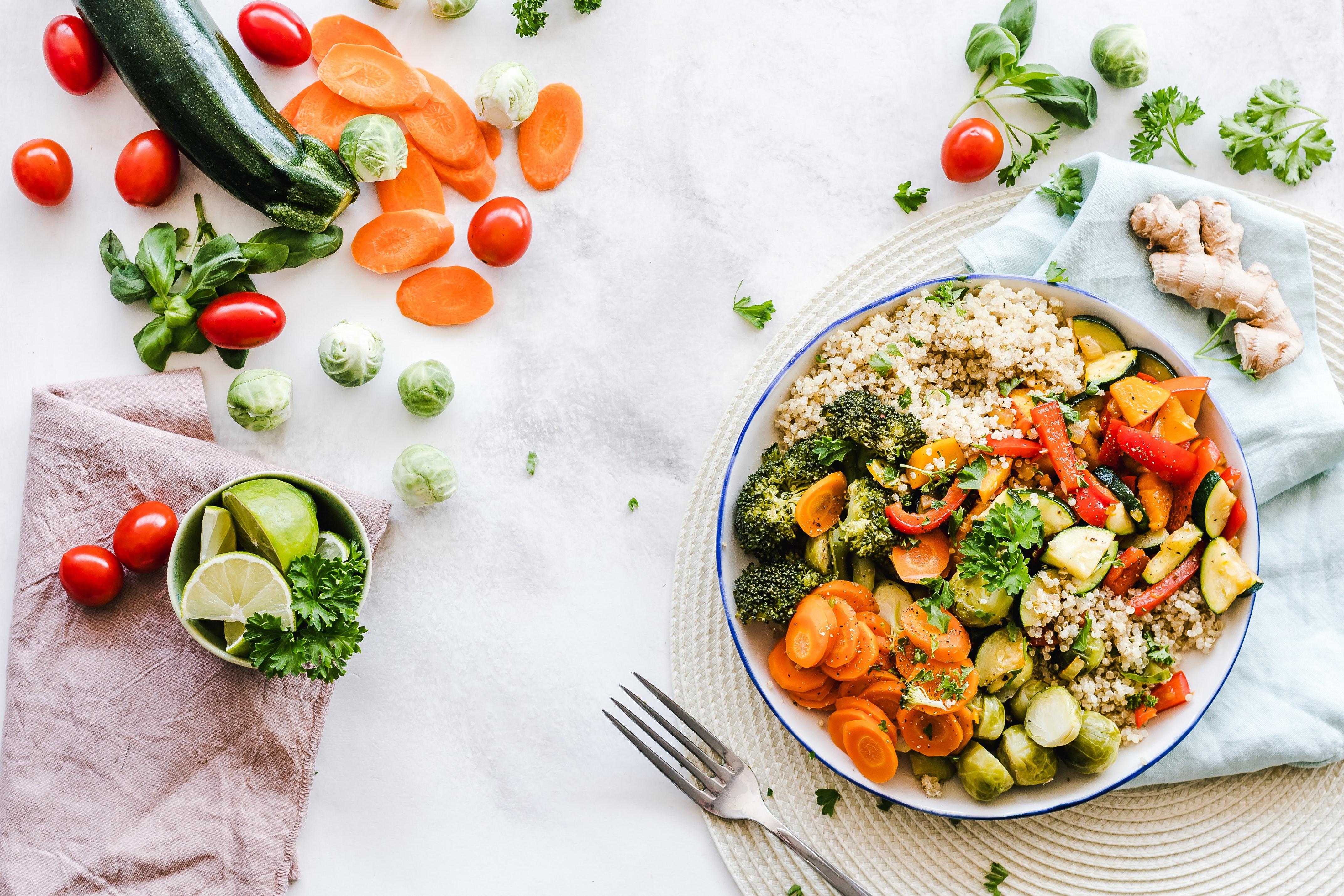 Spiser du det rigtige? Tre råd til en varieret kost